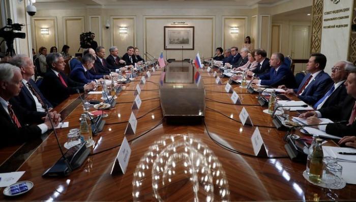 Конгрессмены США пригласили депутатов российской Госдумы в США