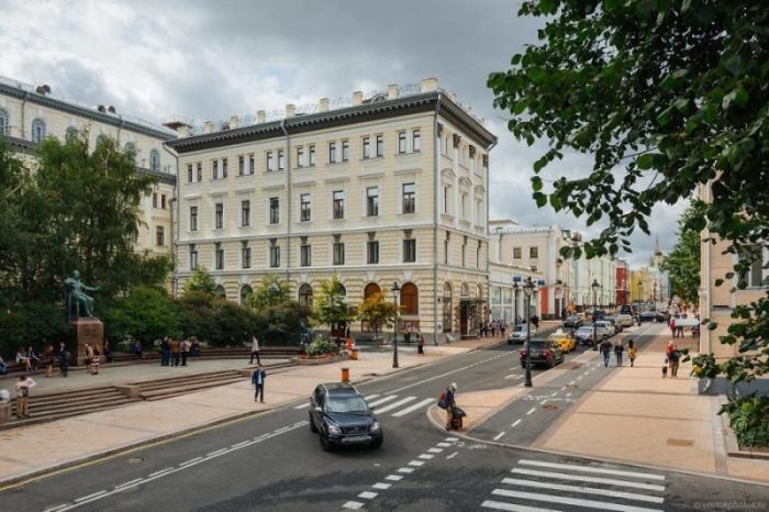 Улицы Москвы все больше напоминают Голландию или Германию в их лучшие времена
