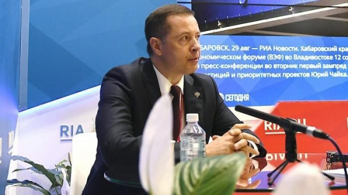 Глава Росприроднадзора Артем Сидоров освобожден от своих обязанностей