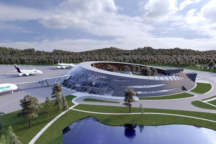НаКамчатке начали строительство нового терминала аэропорта «Елизово»