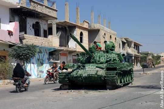 Российская дипломатия вернула Башару Асаду юг Сирии
