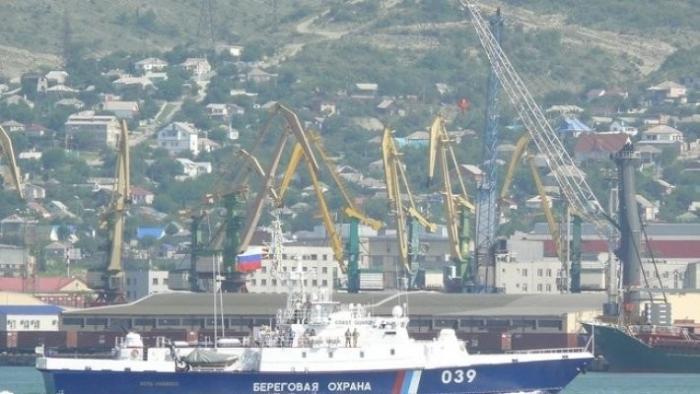 Украина прощается со своими портами на Азовском море из-за захвата «Норда»