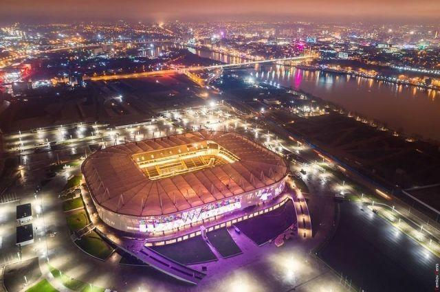Чемпионат мира по футболу 2018 в Ростове спровоцировал создание спортивного комплекса