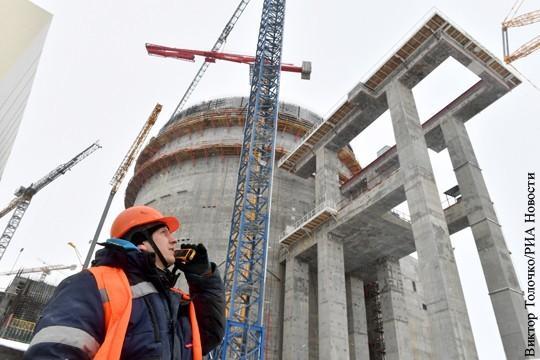 Цены на электричество ставят Литву на колени перед Белорусской АЭС в Островце
