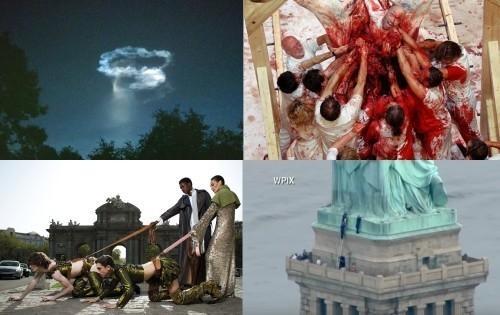 Праздник дикарей в США – 4 июля это праздник дикости и сатанизма