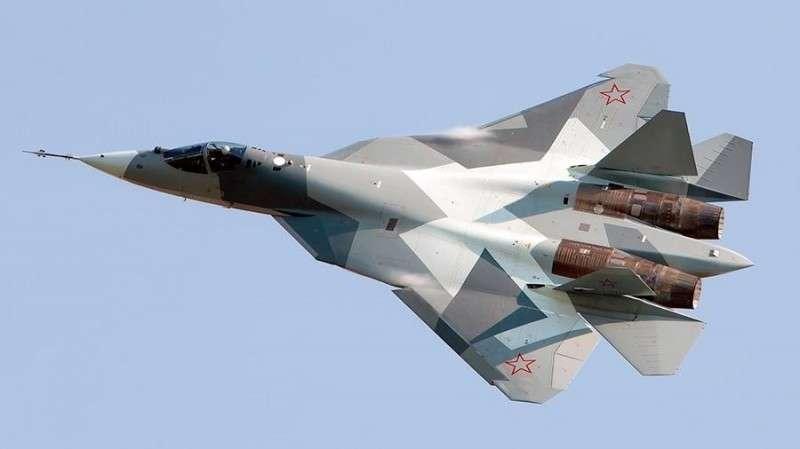 У российского истребителя Су-57 появится «длинная рука»