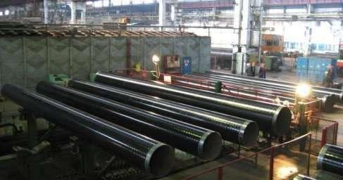ДНР возрождается, в республике возобновил работу Харцызский трубный завод