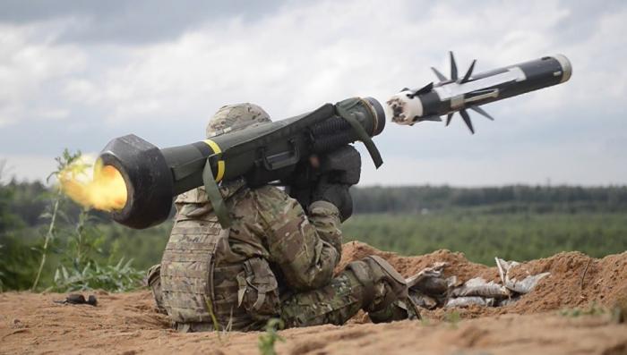 Американские ПТРК Javelin, поставленные в Украину, оказались бракованные