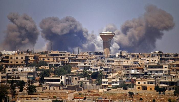 В провинции Сирии Дераа, боевики согласились прекратить боевые действия