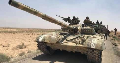 Крах американских наёмников: армии России и Сирии берут под контроль границу с Иорданией