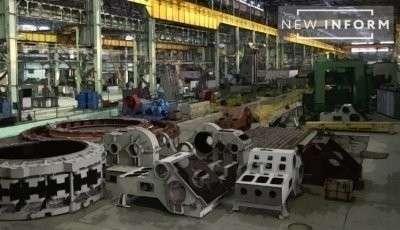 На Уралмашзаводе производят масштабную модернизацию