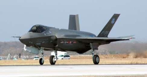 Италия отказалась от закупок американского горе-истребителя F-35