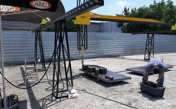 «АМТ-СПЕЦАВИА» поставила вБолгарию первый строительный принтер «АМТ»