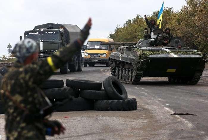 Национальная гвардия убийц. На территории Донбасса, контролировавшейся украинскими силовиками, находят массовые захоронения мирных жителей