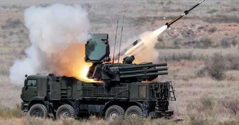 ПВО Сирии подбили самолёт израильских террористов, атаковавший авиабазу в провинции Хомс
