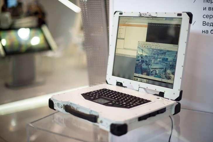 В России представили сверхпрочный ноутбук для экстремальных условий на процессоре Эльбрус