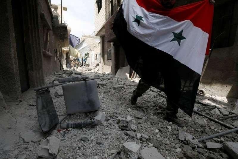 Успехи армии Асада на юго-западе Сирии заставили нервничать Израиль