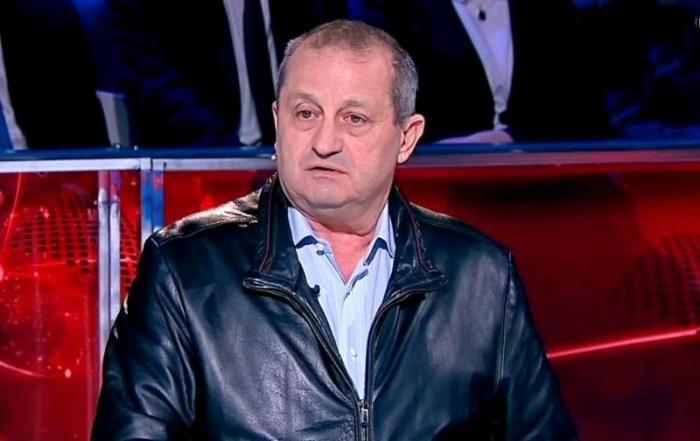 Яшка Кедми – обычный сионистский болтун-провокатор