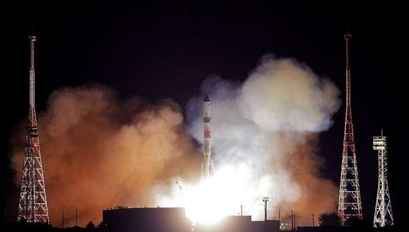 Русский Прогресс достиг МКС за рекордно короткое время