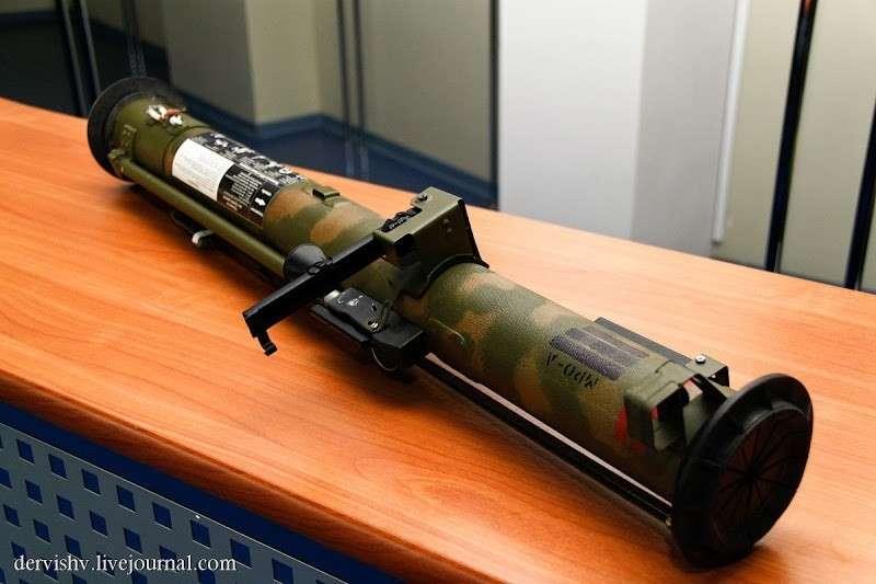 РПО Шмель. Самое мощное оружие русской пехоты