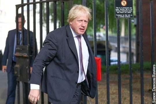 Юродивый Джонс ловит шанс на захват кресла премьер-министра