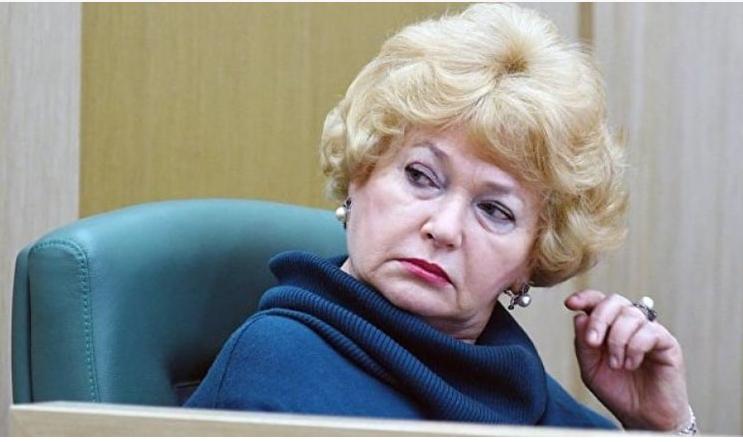 Предательство либералов в высших органах власти РФ