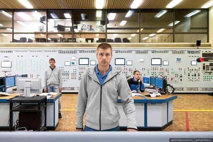 Кольская АЭС— самая северная АЭС Европы