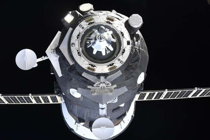 Космический «грузовик» «Прогресс МС-09» добрался доМКС зарекордное время