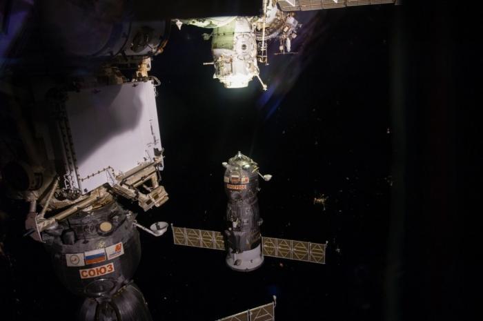 Самый быстрый в истории космический «грузовик» «Прогресс МС-09» добрался доМКС