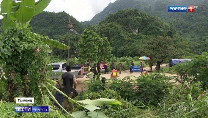 Счастливый финал операции по спасению детей в Таиланде