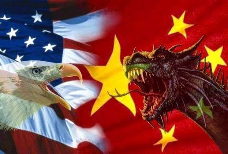 Пиндосы не могут без войны: Китаю надо готовиться к провокации