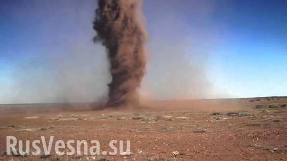 Сирия: пустынный торнадо на пути российских военных | Русская весна