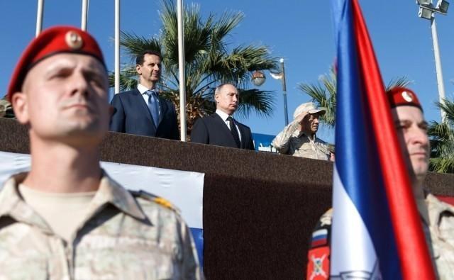 Конец большого этапа в Сирии и что это означает для Украины?