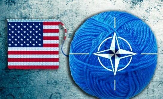 Пиндосы используют НАТО исключительно в личных целях