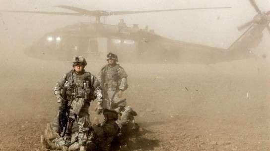 Германия заявила, что американские войска находятся в Сирии незаконно