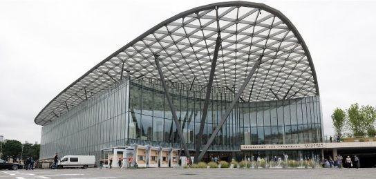 Сергей Собянин объявил о завершении строительства уникального концертного зала в «Зарядье»