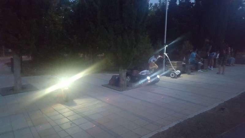 В Севастополе теперь безопасно можно только скорбеть