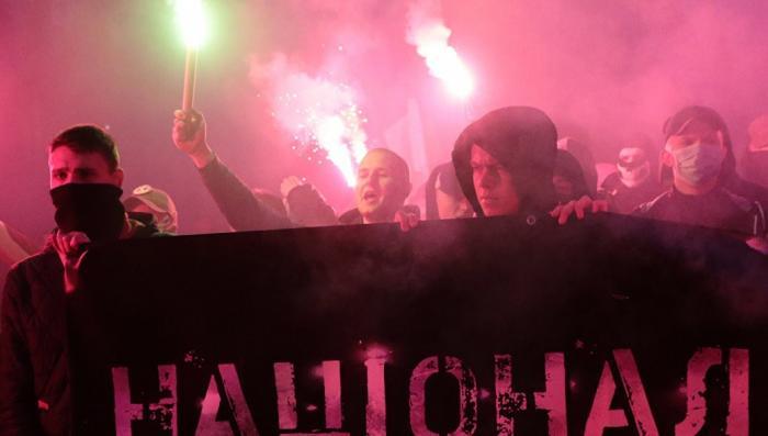 Еврейская хунта открыла на Украине школу юных янычар-смертников
