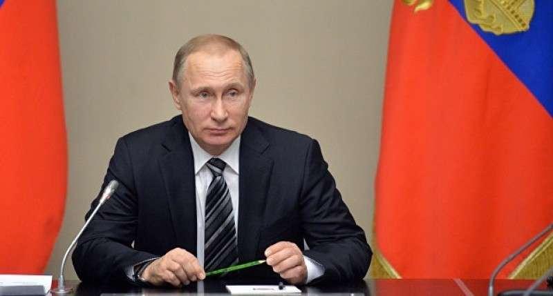 Владимир Путин продлил ответные санкции России до 2020 года