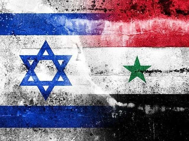 Террористический Израиль нанёс удар по сирийским войскам в провинции Кунейтра