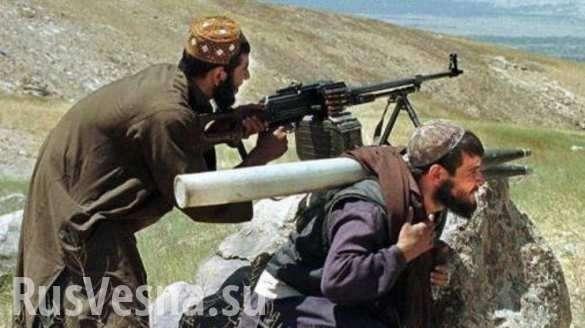 Боевики США из Афгана рвутся в Туркмению, массово убивая военных | Русская весна
