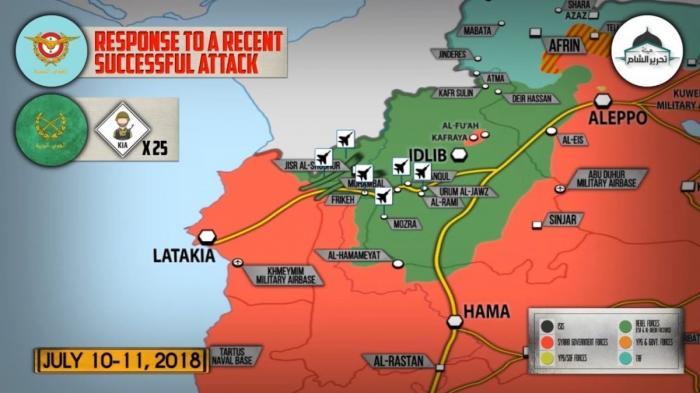 Сирия. Удары правительственной армии по наёмникам евреев, авиаудары Израиля