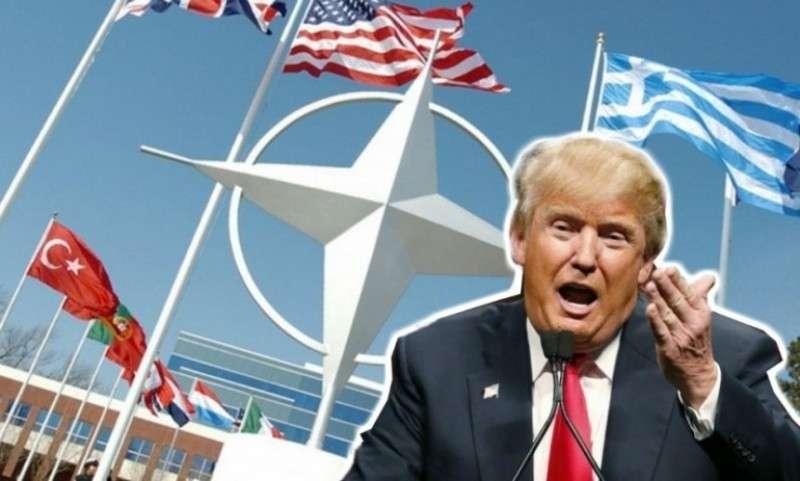 Дональд Трамп: не дадите денег развалим НАТО