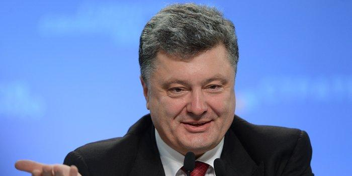 Самозванец Порошенко: Закон об особом статусе Донбасса это выдумки. Я такого не подписывал