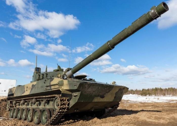 Новый российский истребитель танков готовится к госиспытаниям