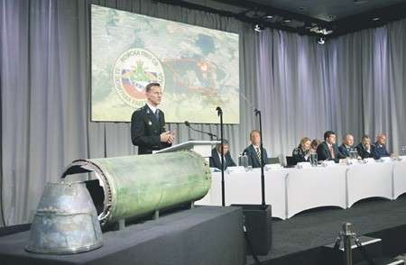 Кто же сбил малайзийский «Боинг» MH17 над Донбассом?