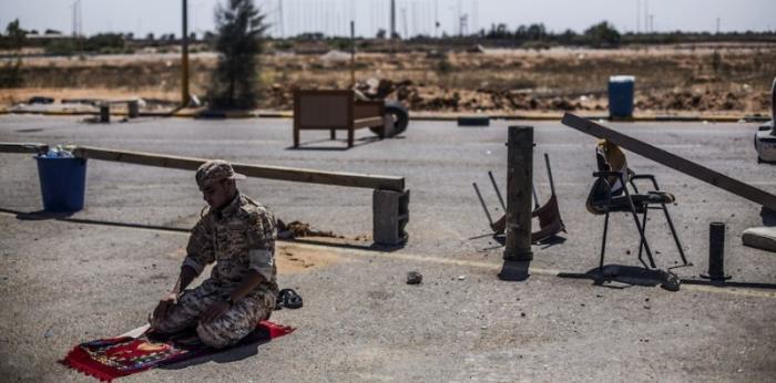 После Сирии Россия идёт в Ливию утихомиривать американских бандитов и террористов