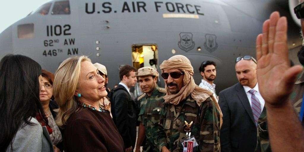 Ливия обвинила террористов из НАТО в применении урановых снарядов