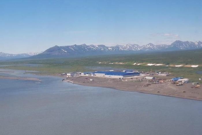 На Камчатке открыли новый рыбоперерабатывающий завод