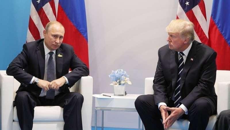 Появились детали будущей встречи Путина и Трампа в Хельсинки